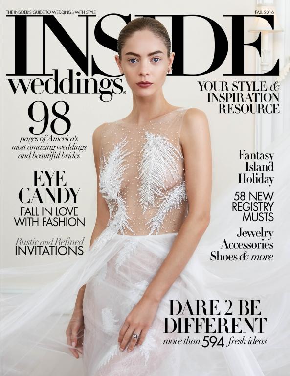 Inside Weddings | Inside Weddings Warm Wishes Hope Weis Consulting