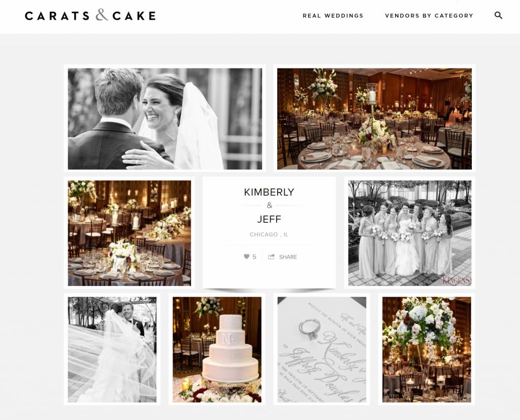Carats & Cake – Kimberly & Jeff